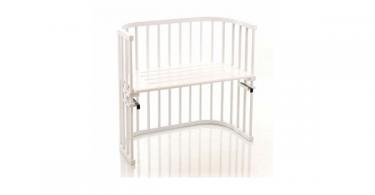 bästa bedside crib